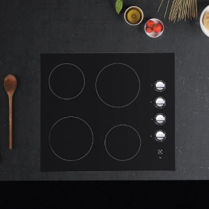 Induction and Ceramic Glass Hobs